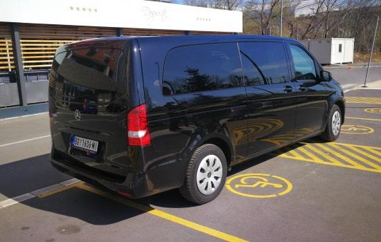 Aрендовать пассажирский фургон