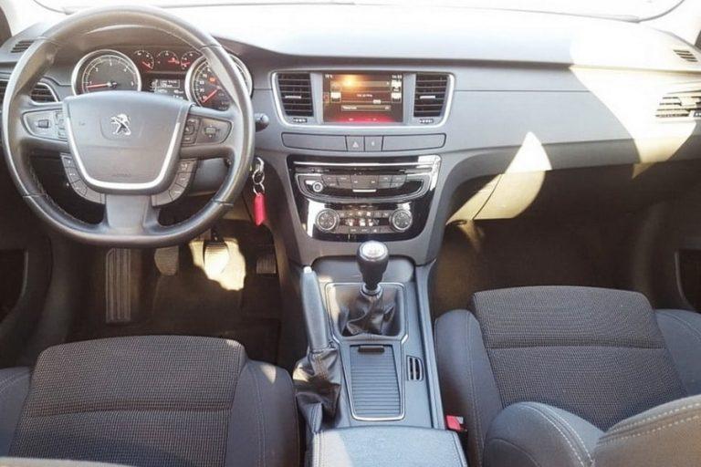 Peugeot 508 Rent a car