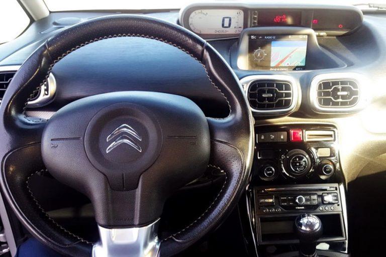 Citroen C3 Picasso rent a car