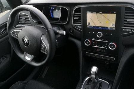 Renault Megane прокат автомобилей