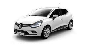 Renault Clio Аренда авто